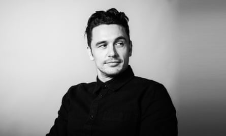 James Franco … 'When I came across this story, I knew it had everything that I'm interested in examining with the artistic process.'