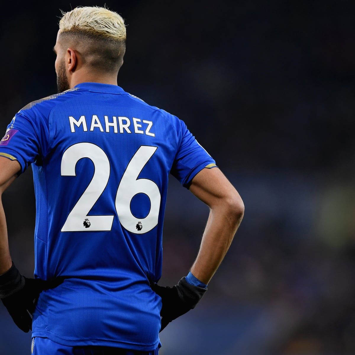 Riyad Mahrez will not play for Leicester against Manchester City |  Leicester City