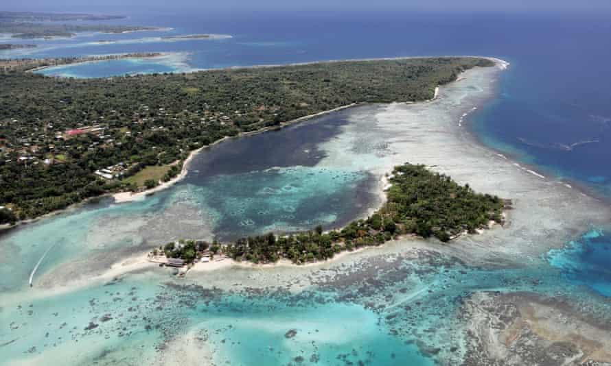 Vanuatu's capital Port Vila