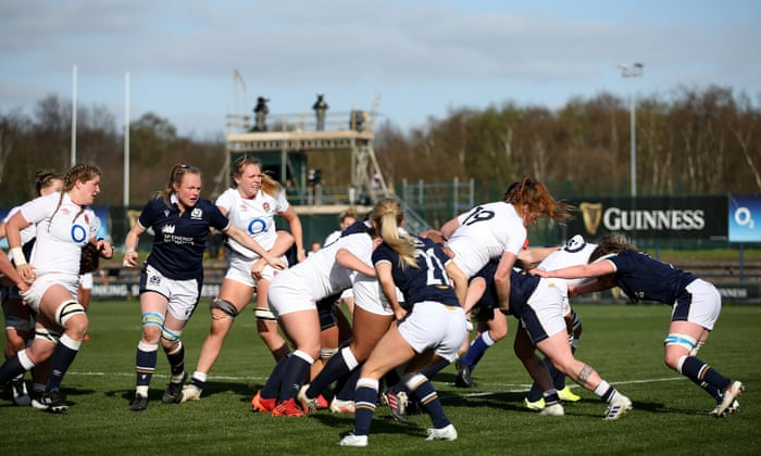 From grassroots games to the Women's Six Nations: how Poppy and Bryony Cleall became rugby stars