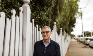 Malvern resident Jack Hall will be disadvantaged by Labor's changes to franking credits