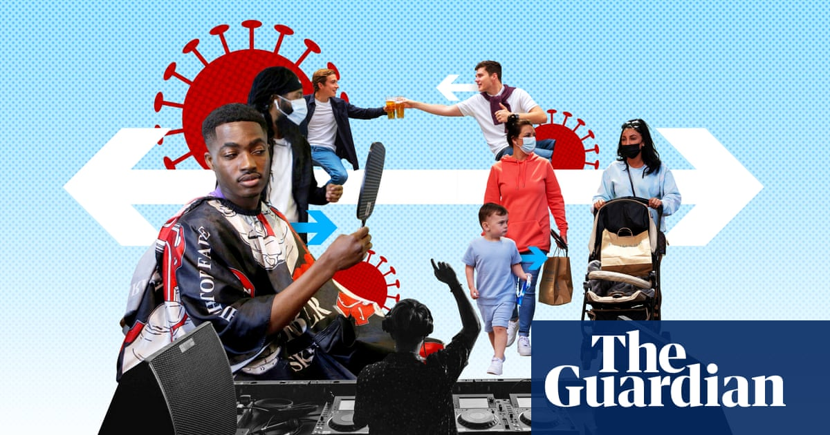 How do we keep each other safe when England's 'freedom day' dawns?