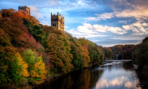 Durham Cathedral and the River Wear.