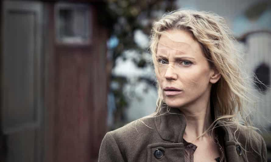 The Saga continues: Sofia Helin in The Bridge.