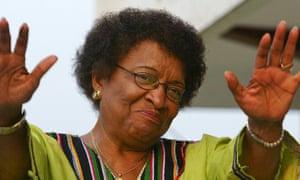 The former Liberian president Ellen Johnson Sirleaf is one of just 17 Nobel laureates from Africa.