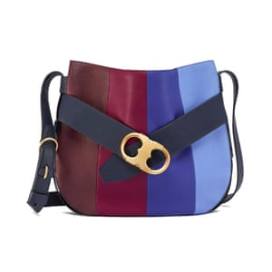 Gemini link bag, £495, toryburch.co.uk