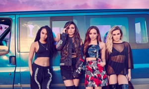 Little Mix in 2016.
