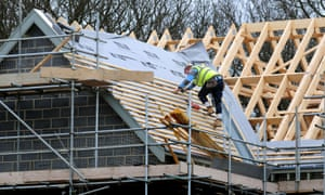 261,000 homes were given planning permission last year, but only 125,110 were built. Photo: Rui Vieira/PA Wire