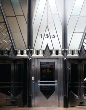 Chrysler Building entrance, New York, 1928-30