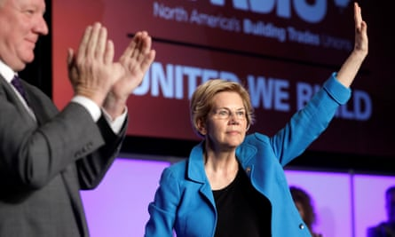 Warren's remarks make her one of the most prominent Democratic voices to advocate for impeachment.