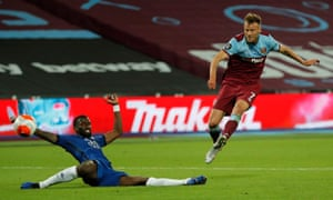 Andriy Yarmolenko fires home to put the home side ahead again. Will the Hammers be able to hang on this time?