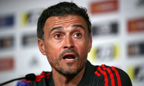 How Luis Enrique's Spain return turned from a fiesta into a crisis