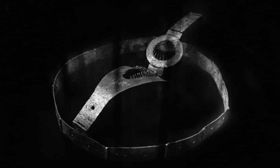 Chastity Belt, 2019, from the series On Rape.