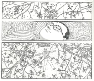 From The Walking Man by Jiro Taniguchi.