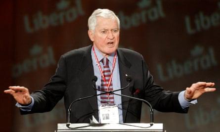 John Turner in 2006.