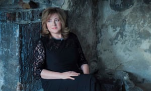 Pianist Lucy Parham.