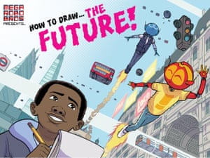 How To Draw THE FUTURE 1