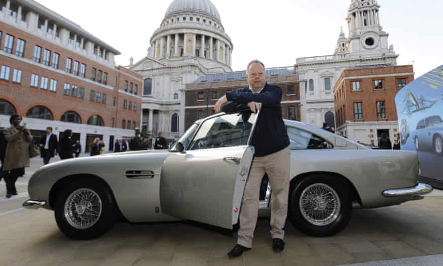 Aston Martin Sacks Chief Andy Palmer After Shares Plunge Aston Martin The Guardian