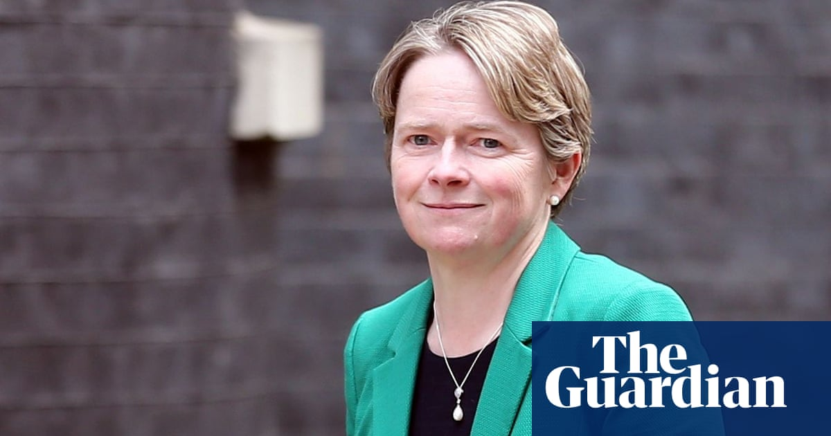 Labour warns on next NHS England chief as Dido Harding expected to apply