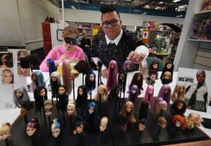 Barbie designer Carlyle Nuera
