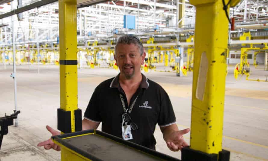 EV manufacturing in Australia. The old Holden factory site in Elizabeth, South Australia.