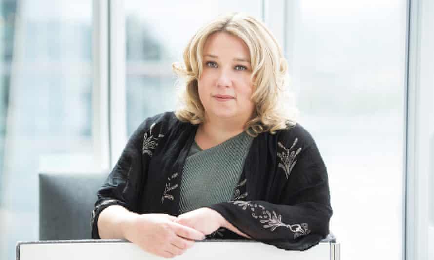 Author Gail Honeyman