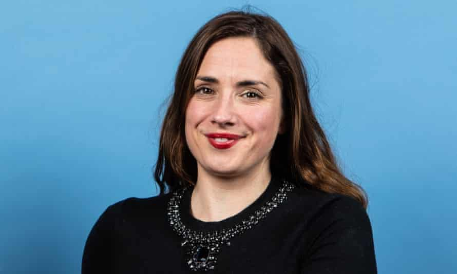A 'kaleidoscopic variety of tone' … playwright Lucy Prebble.