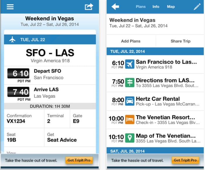10 of the best travel apps … that you'll actually use