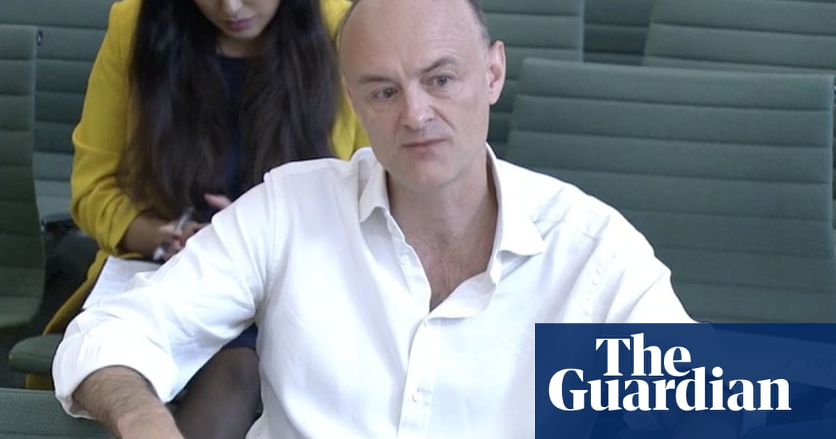 'We failed': Dominic Cummings takes aim at No 10's Covid response – podcast