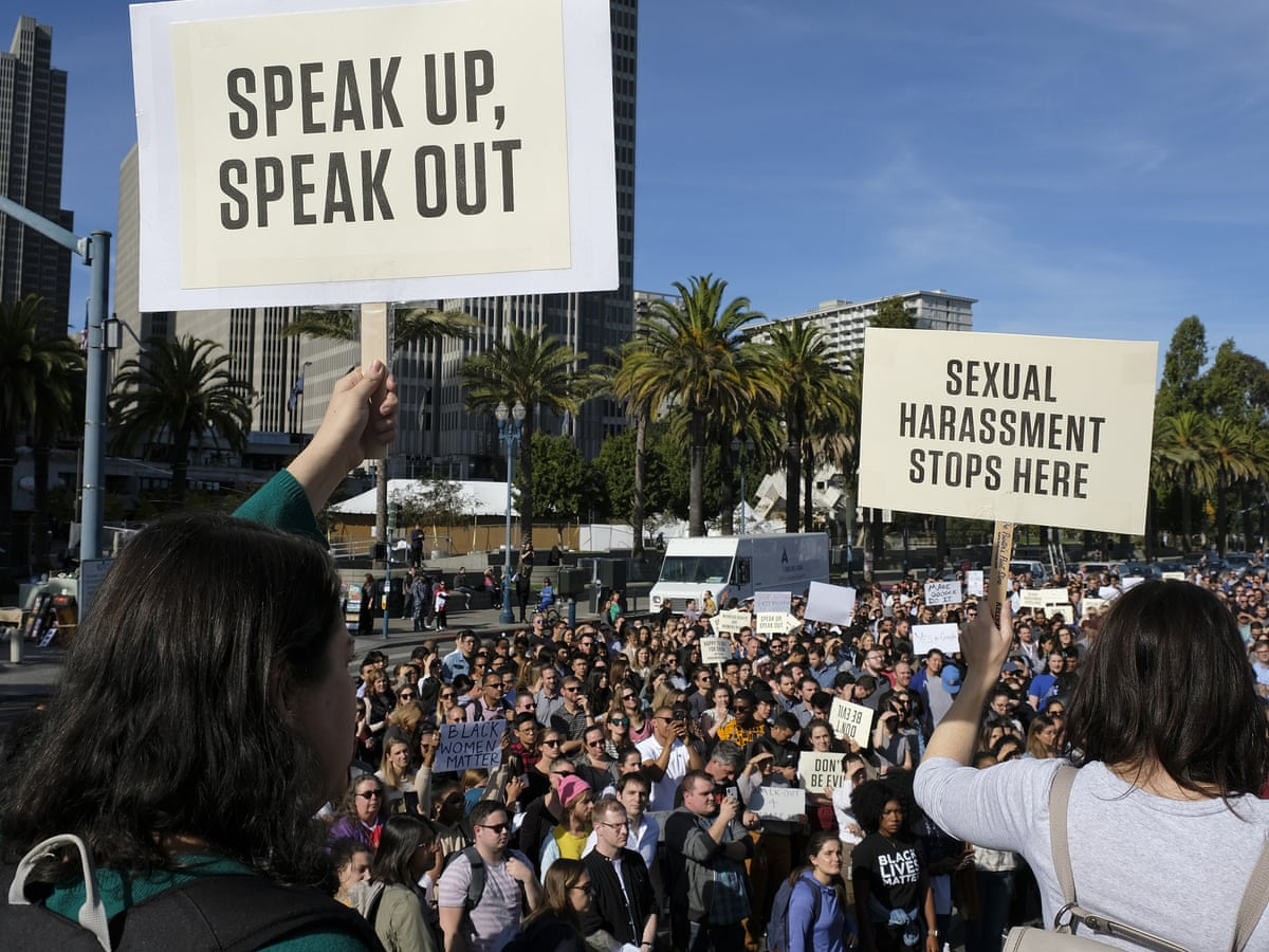 Google walkout: global protests after sexual misconduct allegations |  Google | The Guardian
