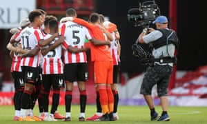 Football League matches already assigned for broadcast by Sky will not be available to stream.