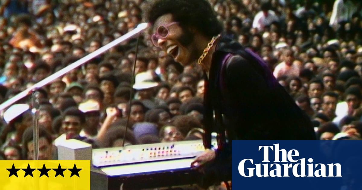 Summer of Soul review – thrilling documentary reveals a forgotten festival