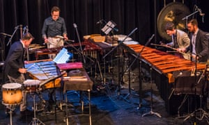 An ear for dynamic variation and timbral detail … Third Coast Percussion.