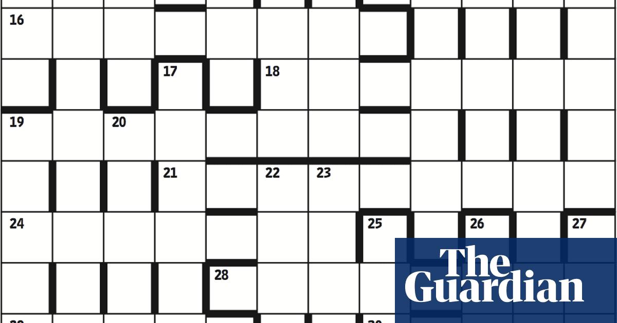 Azed crossword 2,415   Crosswords   The Guardian