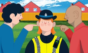 the secret life of a police community support officer law and order