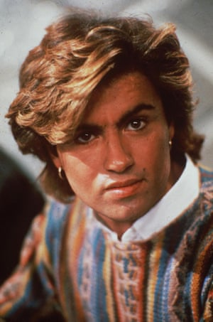 George Michael in Sepember 1984.