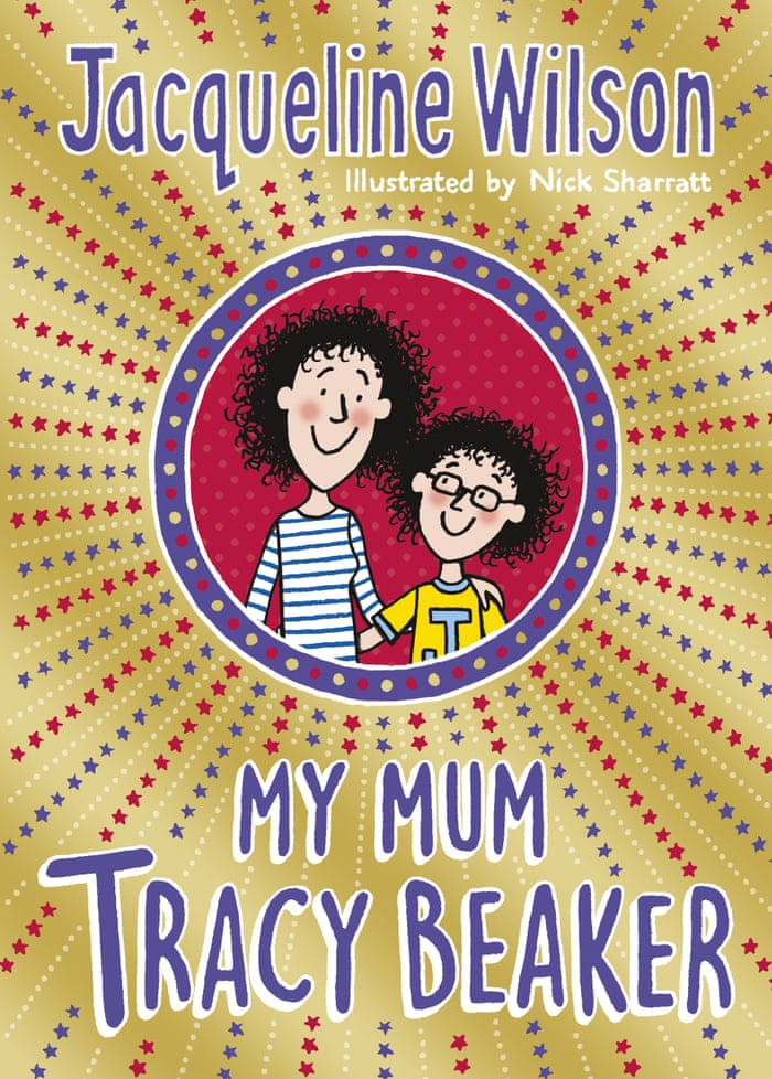 How Tracy Beaker Turned Out Jacqueline Wilson On The Return Of Her Most Famous Creation Children And Teenagers The Guardian