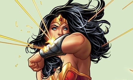 Greg Rucka said Wonder Woman's queer identity was important to the narrative.