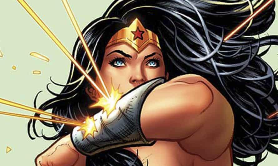 Eddie Berganza oversaw the Wonder Woman and Superman properties at DC Comics.