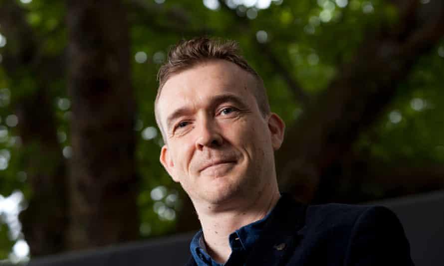 David Mitchell: 'postmodern self-referential flourishes'
