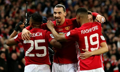 Zlatan Ibrahimovic is not the new Cantona but buys José Mourinho time | Barney Ronay
