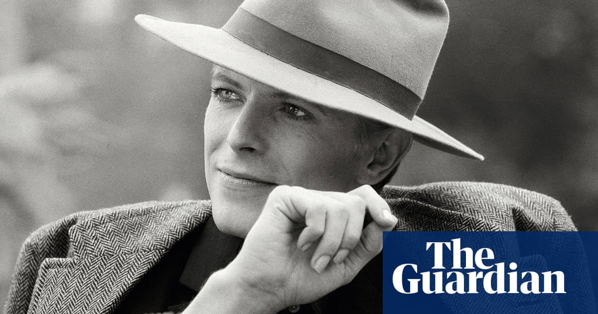 Terry ONeill on his best Bowie shoots: David never needed coaxing
