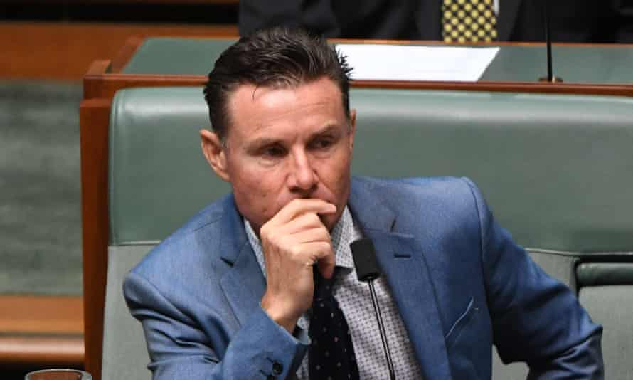 Liberal MP Andrew Laming