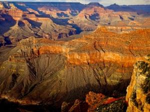 The Grand Canyon's Rim Trail.