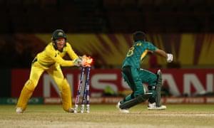 Australia v Pakistan, Women's World T20