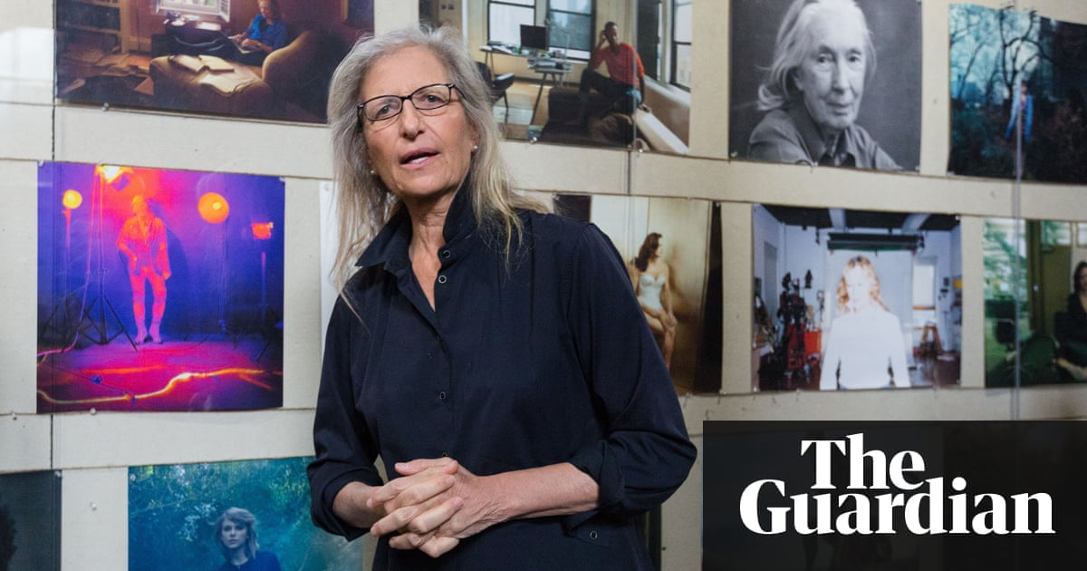 Annie Leibovitz Was First Encouraged To Focus An Exhibition On Women By Her Late Partner Susan