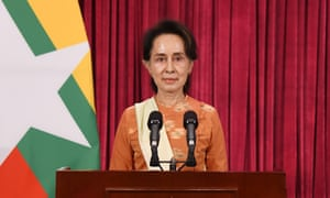Aung San Suu Kyi's party returns to power in Myanmar | World news