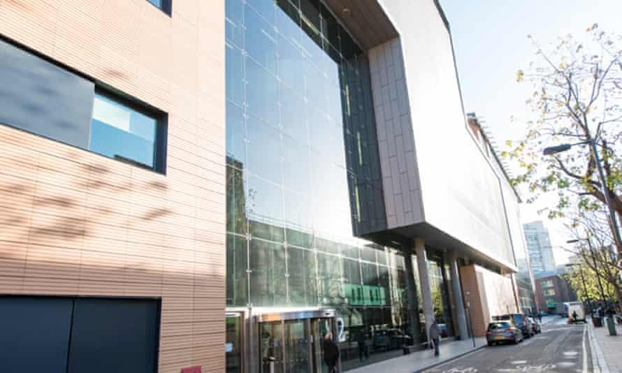 K2 Building - Southwark campus.