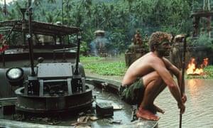 Apocalypse Now: God help you.