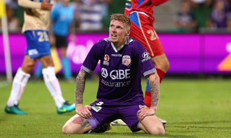 Perth Glory searching for answers after shock defeat to Newcastle Jets